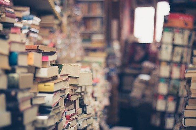 sklad Knihkupectví
